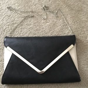Elegant Envelope Clutch from FOREVER21